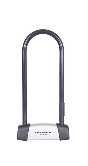 Trelock BS 610 Bügelschloss schwarz